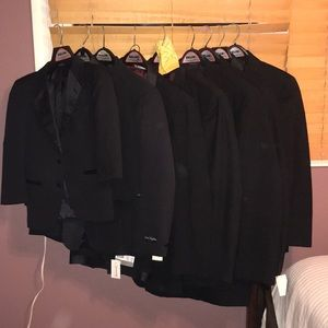 Men's Formal Blazer & Dress Pants (Various sizes)